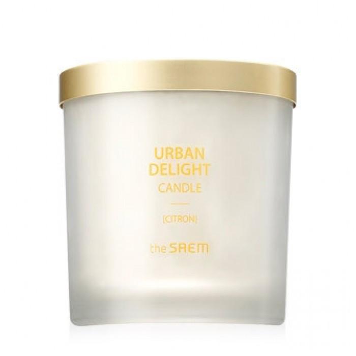 Аромасвеча Urban Delight Candle Citron 160гр