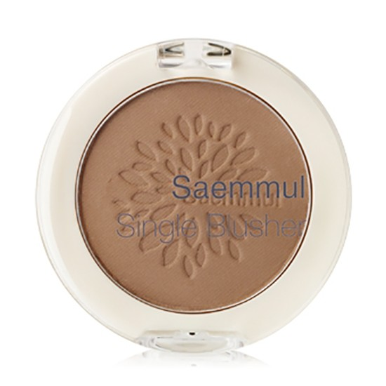 Румяна Saemmul Single Blusher BR01 Call Me Brown